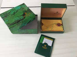 Rolex Watch Box~~Brand New~~ includes all in pictures £40