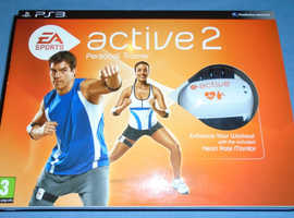PS3 EA Sports 'Active 2' Personal Trainer (new)