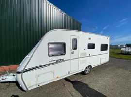 Sited TOURER Caravan For Sale AT A Bargain Price - 12 Months - Pet Friendly - Ayrshire - West Scotland