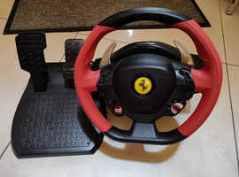 Thrustmaster Ferrari F458 Spider Racing Wheel for Xbox One
