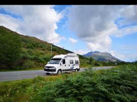 Peugeot Boxer LWB Campervan