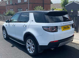 Land Rover DISCOVERY SPORT, 2015 (15) White Estate, Automatic Diesel, 71,559 miles