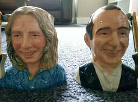 Autographed Status Quo Character jugs a must for SQ fans