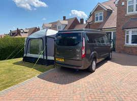 Ford transit custom limited L2 LWB 170 2019 camper van