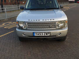 Land Rover Range Rover, 2003 (53) Silver Estate, Automatic Petrol, 126,606 miles