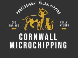 Cornwall Microchipping