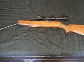 Hatsan Edgar brothers breaker air rifle