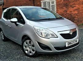 Vauxhall Mariva Exclusive 2012 1.4 Petrol 5 Door * 1 Year Warranty * Low mileage 69k
