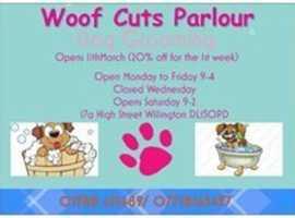 Woof Cuts Parlour