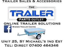 Trailers Trailer Parts Spares Bits Accessories Supplies Widnes Warrington Runcorn Frodsham St Helens Chester Cheshire UK GB