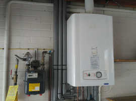 Boiler servicing and repair.