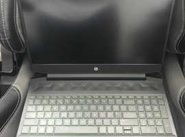 HP PAVILION 15 GAMING - 1650 GTX - RYSEN 5 35550H -8GB RAM -256GB SSD