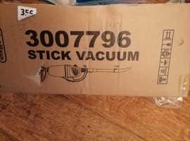Brand new stick vacuums