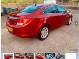 Vauxhall Insignia 2.0 CDTi 16v SRi 4drs