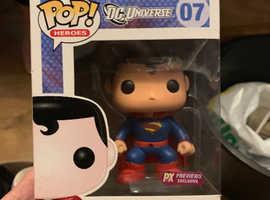 Superman Pop Heroes figure