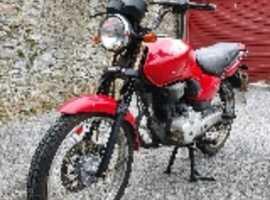 2007 Honda CG125 es