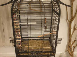 Bird cage for sale good condition