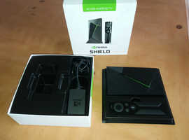 Nvidia Shield  4K HDR Android tv