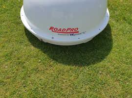 road pro satellite dome