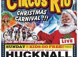 Planet Circus presents Circus Rio