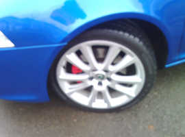 Skoda Octavia  VRS, 2007 (07) Blue Hatchback, Manual Petrol, 95,581 miles, Mint Condition, one previous owner from new,