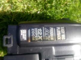 Compact VHSc, random assemble editing video camcorder