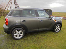 Mini MINI COUNTRYMAN, 2012 (12) Grey Hatchback, Automatic Petrol, 40,612 miles