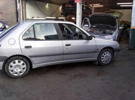 1995 puegoet 306xr