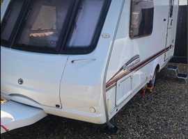 Fantastic 2 berth caravan 2006