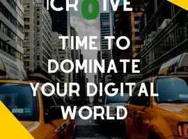 It's time to DOMINATE your Digital World