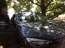 """BMW X1. Very Economical .Absolutely perfect """" NEW """" condition  ,  very low mileage"""