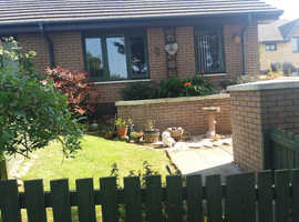 2 Bed Bungalow in Girvan, Looking for an exchange to Largs