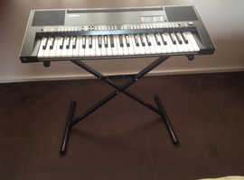 Technics SX-K200 electronic keyboard synthesiser. Excellent condition.