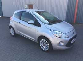 Ford Ka, 2009 (09), Manual Petrol, 103,000 miles