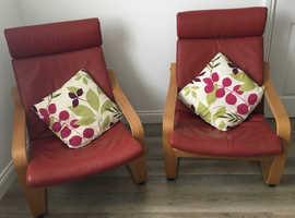 Ikea chairs (2)