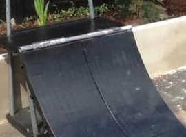 LARGE Skate BOARD ramp
