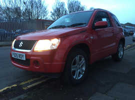 4x4 Suzuki Grand Vitara, 3 door VVT 2007  Long MOT and service history HPI clear Bargain Cheap SUV AWD 4WD PX CASH OFFERS