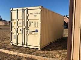 New/Used 20 ft and 40 ft shipping cargo containers