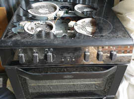 Belling double oven *damaged*