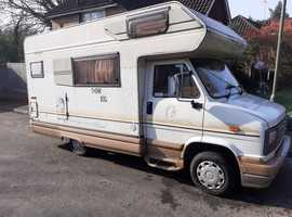 Talbot Bedouin Camper Van 4 beth Great Condition - The Happy Wagon -