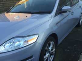 Ford Mondeo, 2011 (11) Silver Hatchback, Manual Petrol, 113,000 miles