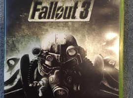 Fallout 3 Xbox Game