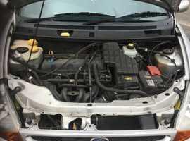 Ford Ka, 2008 (08) Silver Hatchback, Manual Petrol, 69,000 miles