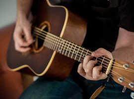 Learn to play your favourite songs on guitar and work towards LCM Graded exams on guitar