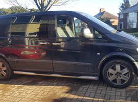 Mercedes Vito Lwb 120Cdi Auto Project 2008
