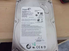 500gb sata 3.5 hard drive.