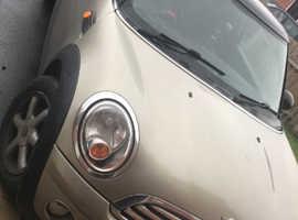 Mini MINI, 2009 (59) Silver Hatchback, Manual Diesel, 96,000 miles