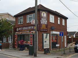 Kebab and pizza shop