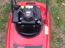 Toro pro 400 hover mower commercial mower