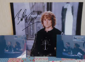Billy Boyd lord of the rings Autograph